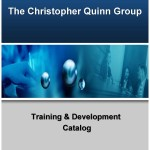 CQG Training Catalog